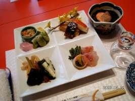俵寿司の肴