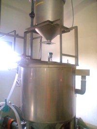 洗米・浸漬機