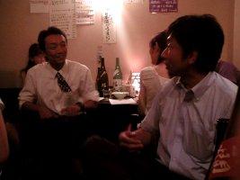圭治さんと松井さん