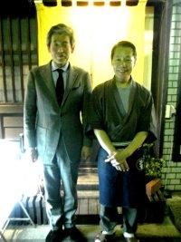桜井さんと井越さん