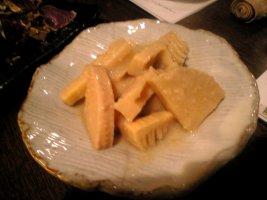 「松の寿」大吟醸酒粕の筍煮