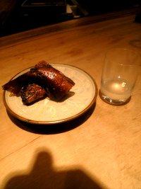 黒羽の鮎甘露煮