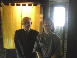 杉田さんと井越さん