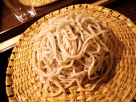 長野県「信濃一号」新蕎麦