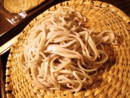 鹿児島県「鹿屋在来」新蕎麦
