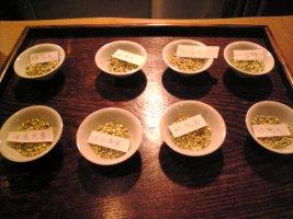 本日8種の蕎麦の実