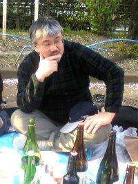 名智健二さん