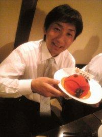 松井さん、お誕生日おめでとー