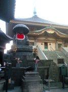 真性寺の江戸六地蔵尊