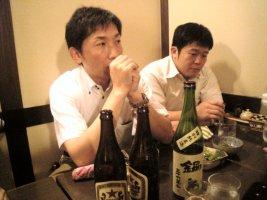 松井さんと辻さん(納豆祭り委員会会長・副会長)