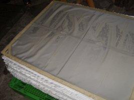 B型圧搾板