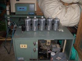 アサヒ製の暖気樽