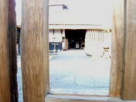 門の覗き窓