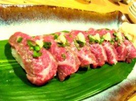 見蘭牛寿司