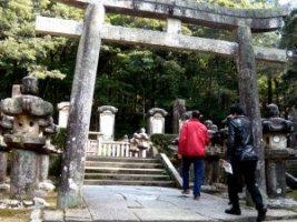 澄川さんとわびさびさん at 東光寺