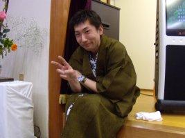 松井さんちょっと休憩