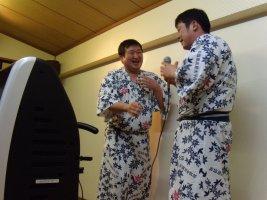 井上さんと辻さん
