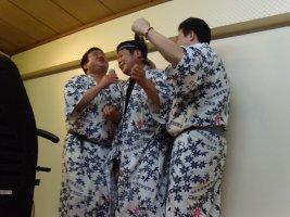 井上さんと辻さんと大坂さん、えええっ?
