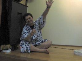 いーちょーしの大坂さん