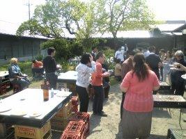 町田酒造BBQ