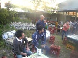 飯沼さん、町田さん、清嗣さん