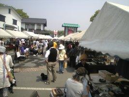 益子焼春の大陶器市